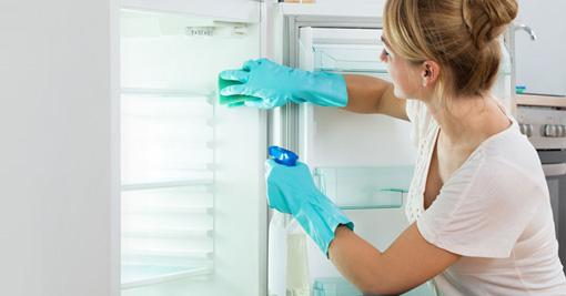 Ako vyčistiť chladničku