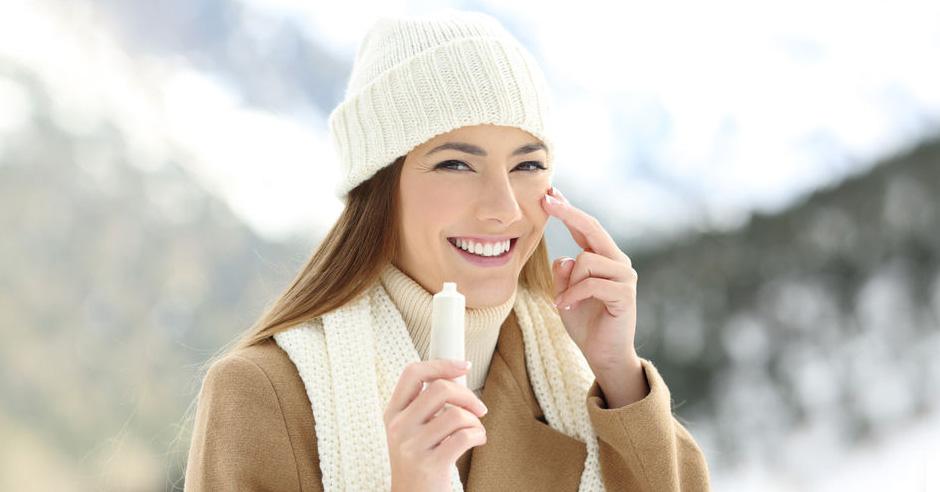 Ako sa správne postarať o pokožku v zime?