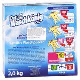 WASCHKONIG prací prášok Sensitive 2 kg / 22 praní