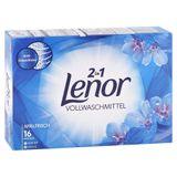 LENOR univerzálny prášok na pranie 2v1 Aprílová sviežosť 1,04 kg / 16 praní