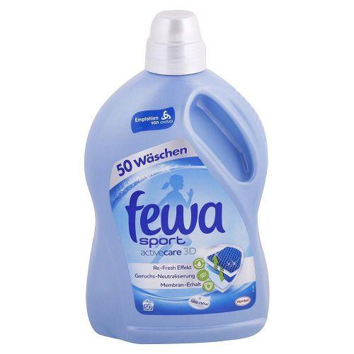 FEWA Sport & Active gél na športové oblečenie 3 l / 50 praní