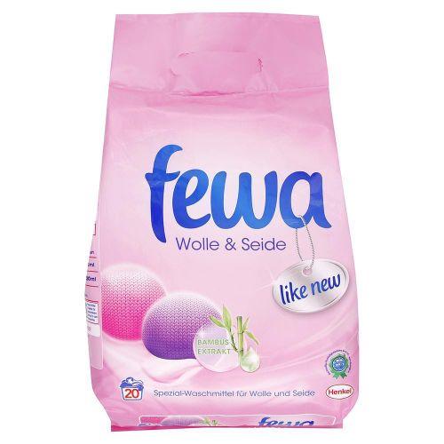 FEWA Wool & Silk prášok na pranie vlny a hodvábu 1,14 kg / 20 praní