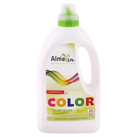 ALMAWIN prací gél na farebné pranie Lipový kvet 1,5l / 20 praní