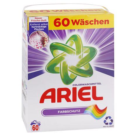 ARIEL Actilift Color prášok na farebné pranie 4,23 kg / 65 praní