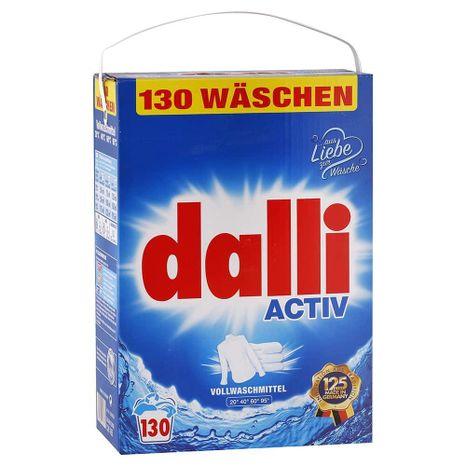 DALLI Activ univerzálny prášok na pranie 8,45 kg / 130 praní