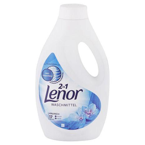 LENOR univerzálny gél na pranie bielizne 2v1 Aprílová sviežosť 3,025 l / 55 praní