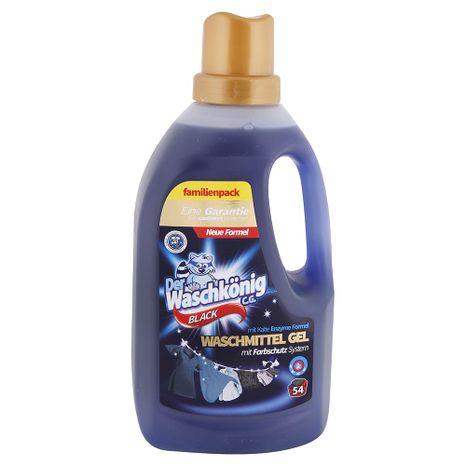 WASCHKONIG Black gél na pranie čierneho prádla 1,625 l / 46 praní