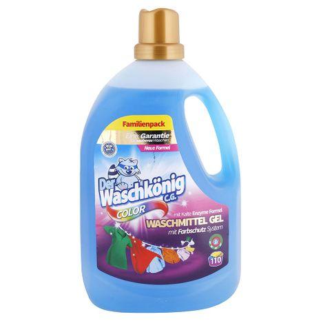 WASCHKONIG Color gél na farebné prádlo 3,305 l / 94 praní