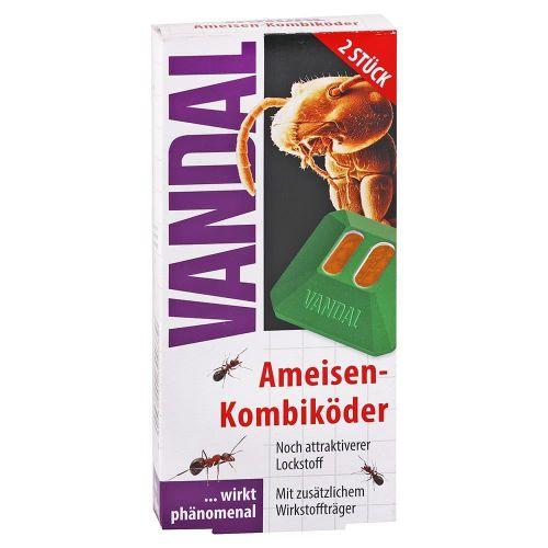 VANDAL kombinovaná návnada na mravce 2 ks